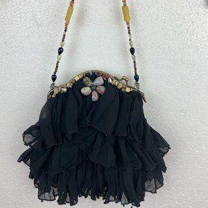 Mary Frances Clutch Purse Evening Bag